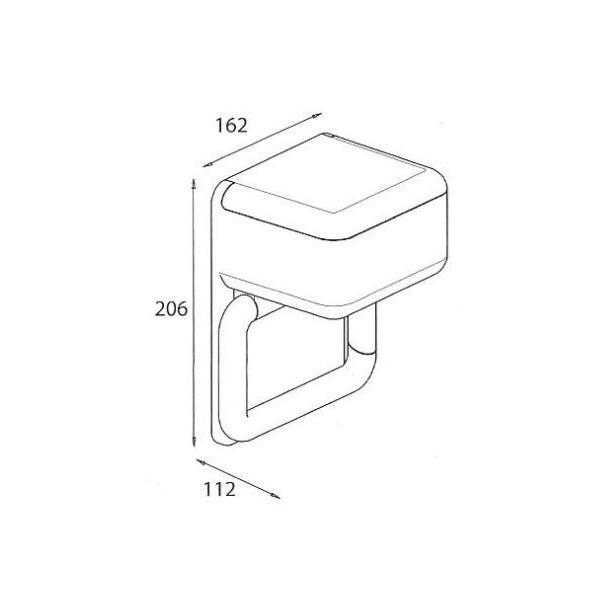 Distributeur de papier WC  WiCi Concept