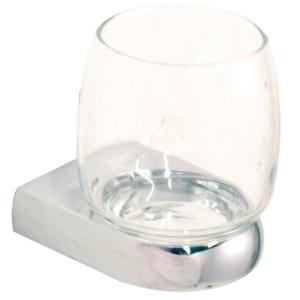 Design-Zahnputzglas-Halter