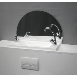 WiCi Boxi mirror splash guard