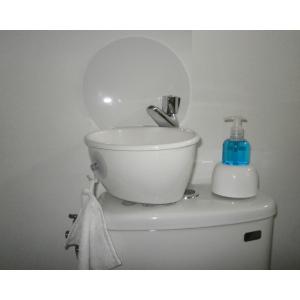 WiCi Mini acrylic splash guard