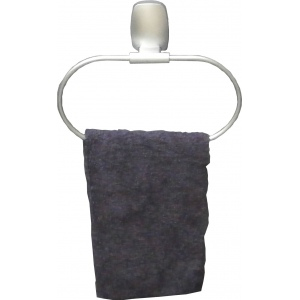 Anneau porte-serviette ovale
