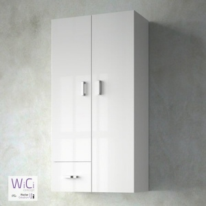 Gäste WC oder Bad Wandschrank, Monaco design