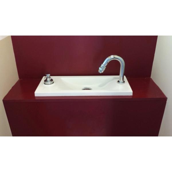 Wici Boxi Square Hand Wash Basin Design 1