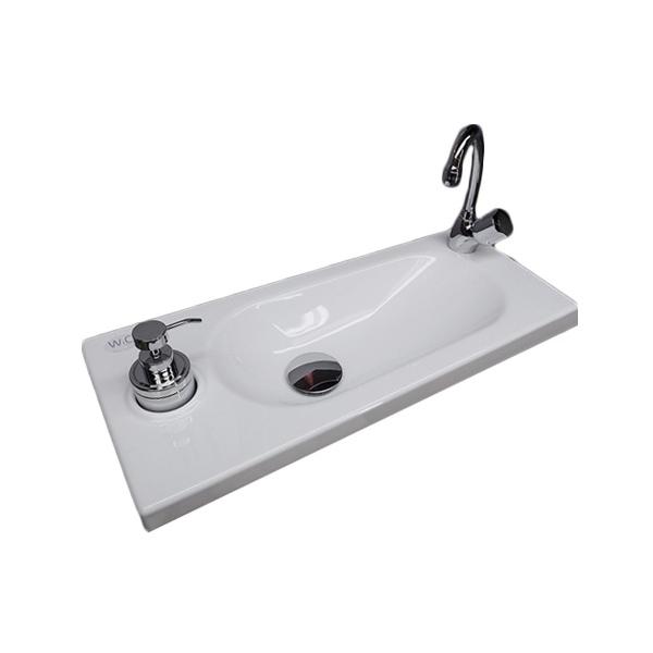 Wici Boxi Round Hand Wash Basin Design 2