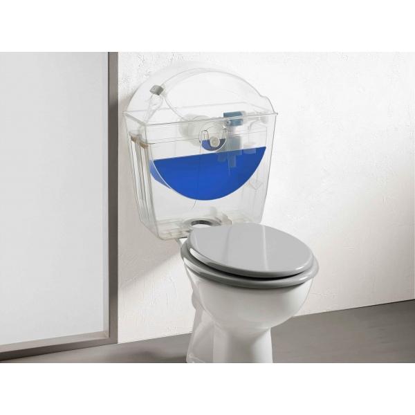 r servoir toilettes cologiques avec pack wc sortie verticale. Black Bedroom Furniture Sets. Home Design Ideas