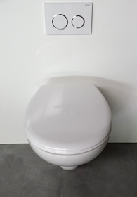 Kale wall-hung toilet bowl for WiCi Bati 1