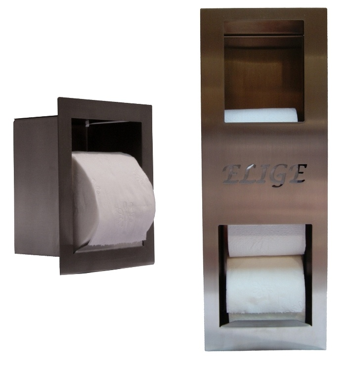 pack distributeur et r serve de papier toilette. Black Bedroom Furniture Sets. Home Design Ideas