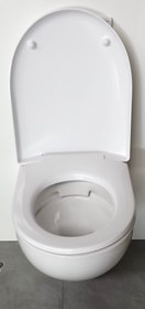 Selles Royan Rimfree toilet bowl for WiCi Bati 2