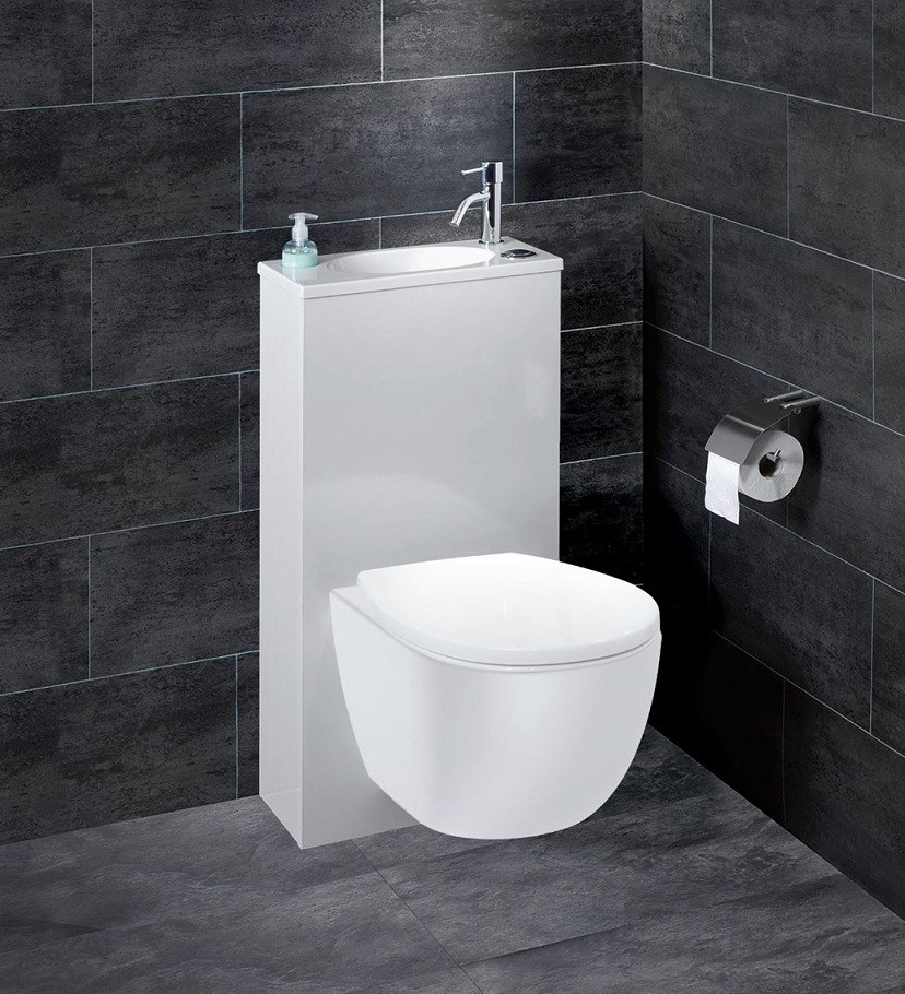 Pack wc trio 2 siamp for Modele carrelage wc