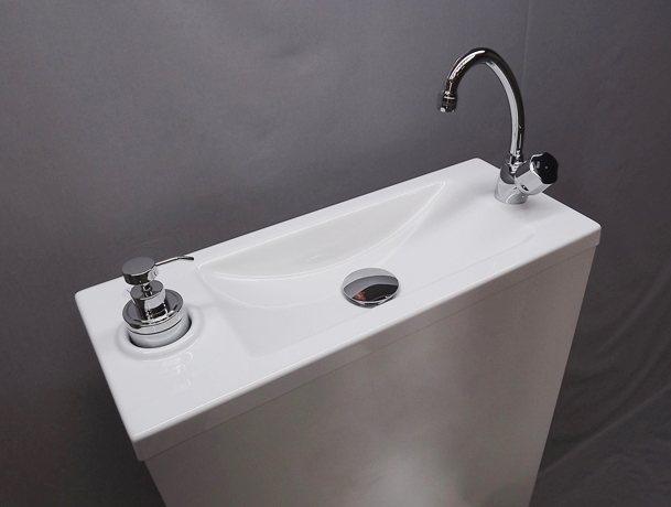 Vasque à encastrer design carré