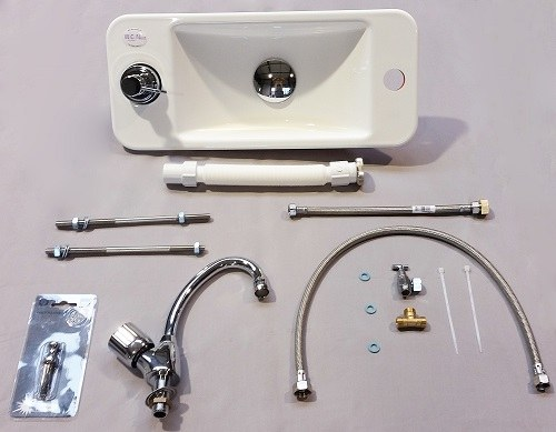 vasque lave mains compacte wici next. Black Bedroom Furniture Sets. Home Design Ideas