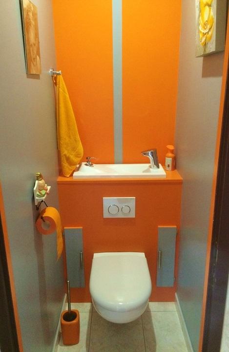 WC suspendu avec vasque - Galerie - Page 5