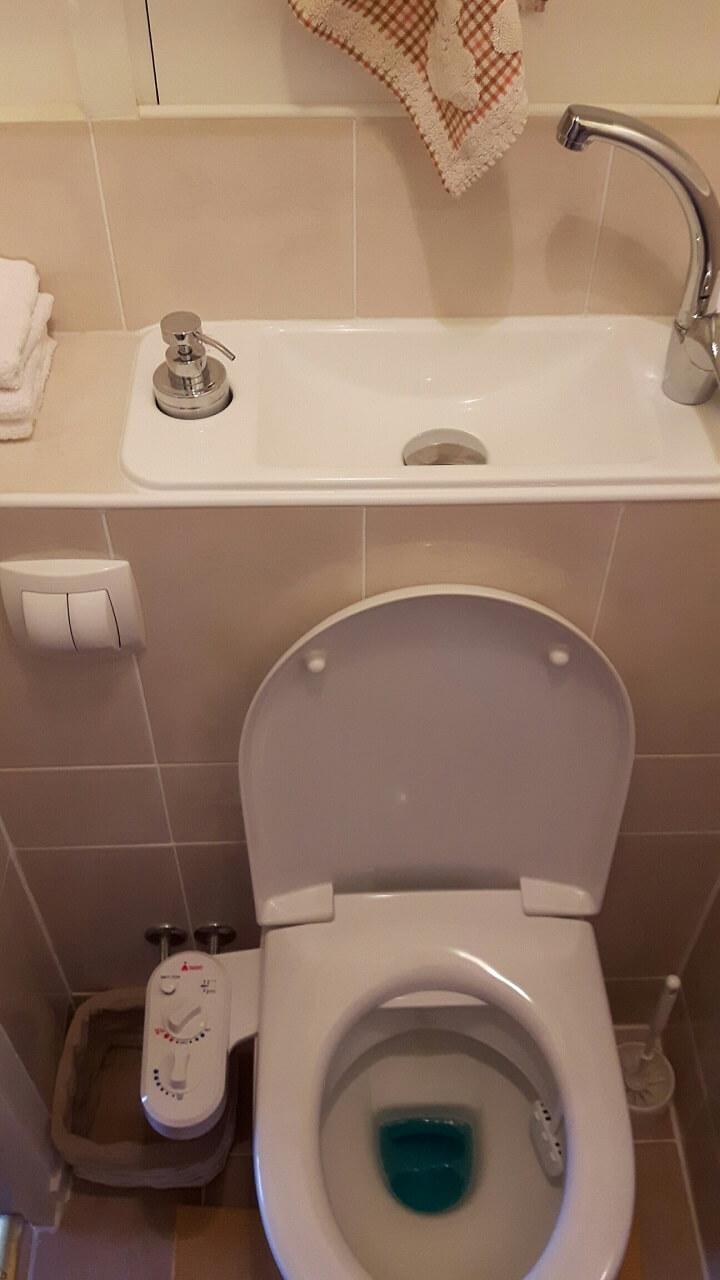 wc suspendu avec lave mains compact galerie page 2 wici next. Black Bedroom Furniture Sets. Home Design Ideas
