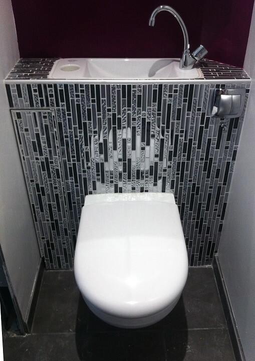 wc suspendu avec lave mains compact galerie page 2. Black Bedroom Furniture Sets. Home Design Ideas