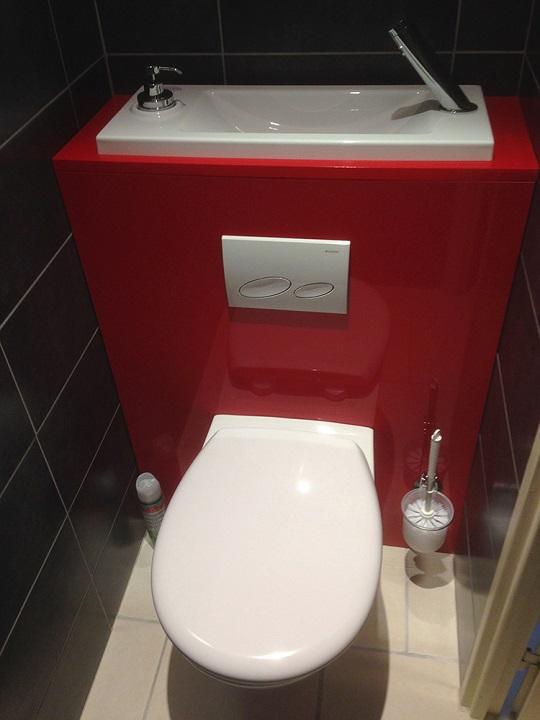 Charmant WC Suspendu Geberit WiCi Bati   M. C