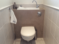 Wc Suspendu Avec Lave Main Integre 7 Pinterest - Amenagement Wc ...