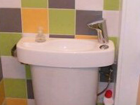 Kit lavabo WiCi Concept adaptable sur WC - Monsieur S