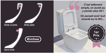 Technologie Rimfree par Allia