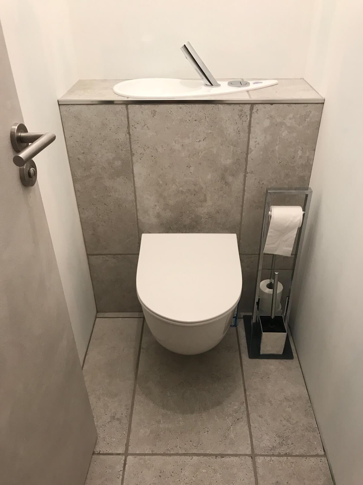 Raccordement Wc Suspendu Geberit wc suspendu geberit avec lave-mains design intégré   wici