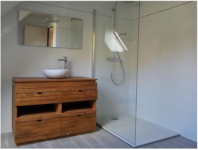 Travaux d amenagement interieur erp aulnay sous bois 22 - Mini salle de bain 2m2 ...