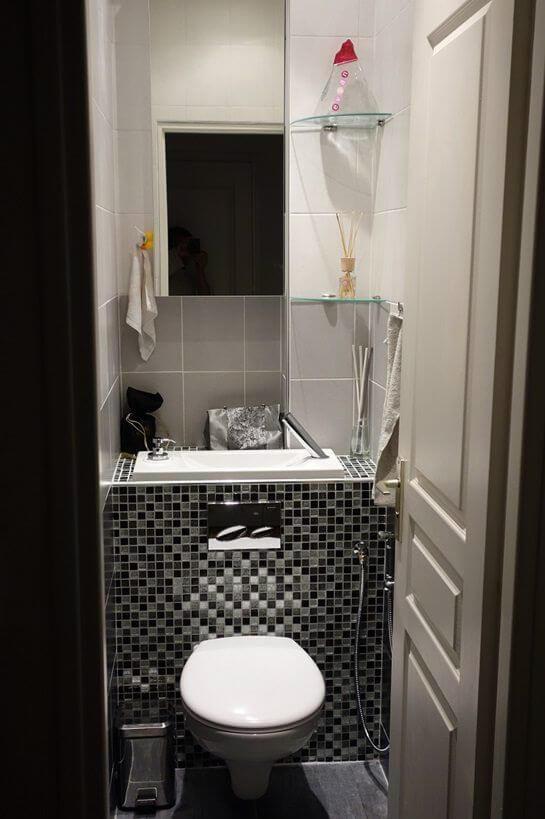 Lave main toilette driverlayer search engine - Toilette lave main integre ...