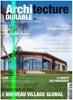 Nouveauté produit dans le magazine Architecture Durable