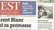 Wici Concept Article dans le quotidien l'Est Republicain - Page 1
