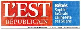 Wici Concept Article dans le quotidien Le Midi Libre, encart Bol d'Air - Page 1