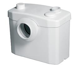 installer un wc lave mains avec un sanibroyeur. Black Bedroom Furniture Sets. Home Design Ideas