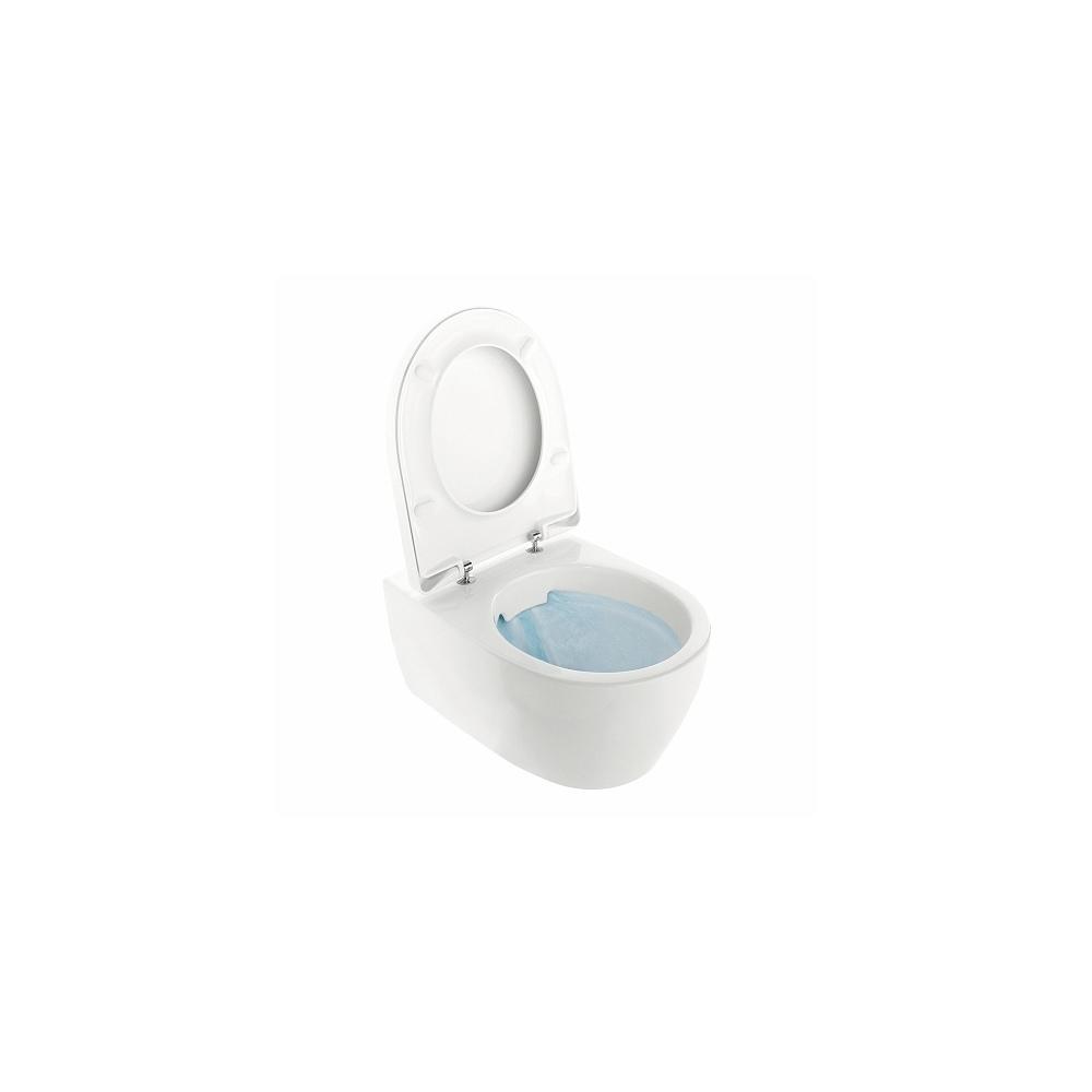 cuvette wc suspendue rimfree haut de gamme allia lovely wici concept. Black Bedroom Furniture Sets. Home Design Ideas