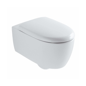 Compact toilet bowl Lovely Rimfree by Allia