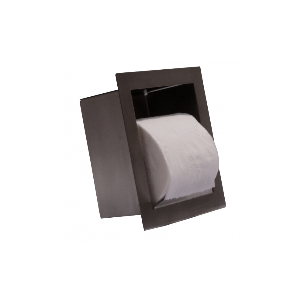 Recessed Toilet Paper Holder For Wall Hung Toilets Wici