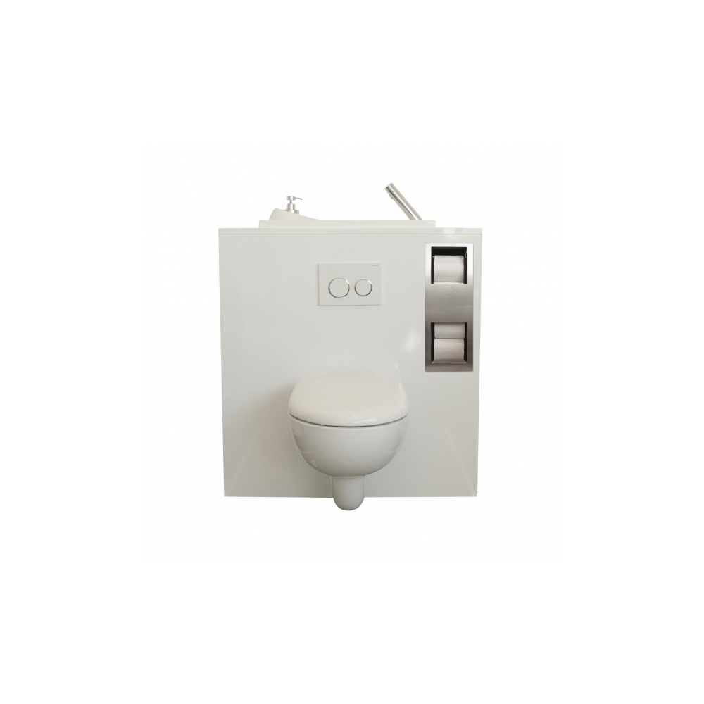 Built In Accessories For Wall Hung Toilets Wici Concept