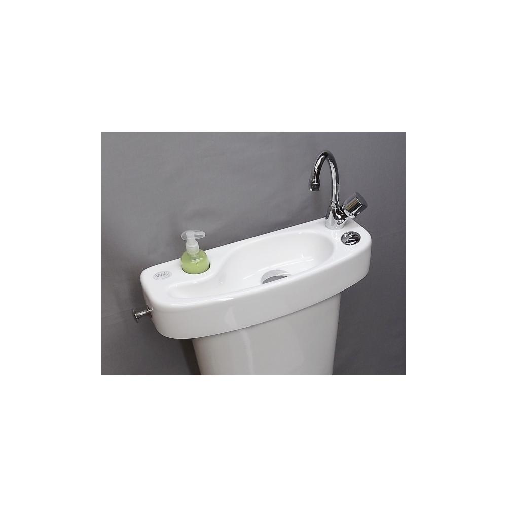 wici concept pack wc avec lave mains config standard. Black Bedroom Furniture Sets. Home Design Ideas