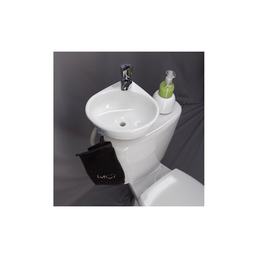wici mini pack wc avec petit lave mains config standard. Black Bedroom Furniture Sets. Home Design Ideas