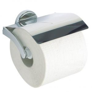 Toilettenpapier mit Deckel