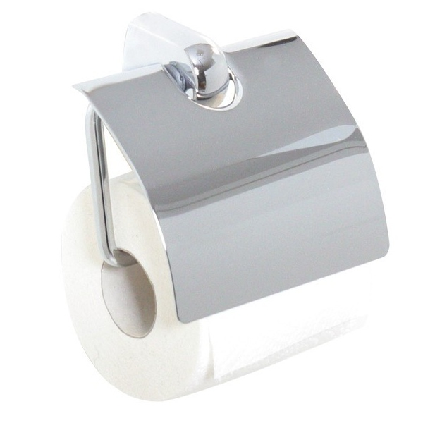 Toilet Paper Holder In Stainless Steel