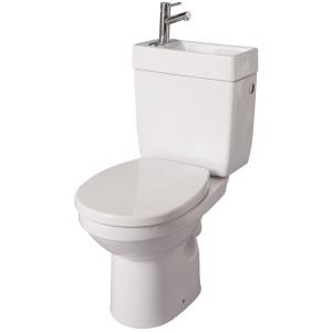 Pack WC avec lave-mains intégré Doppio 2