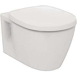 Hanging toilet bowl Connect Rimfree