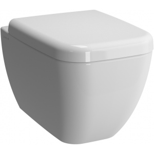 Suspended toilet bowl Daily'C Rimfree
