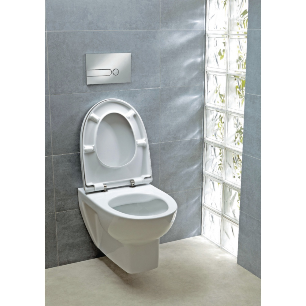 Od 233 On Up Rimove Rimless Hanging Toilet Bowl