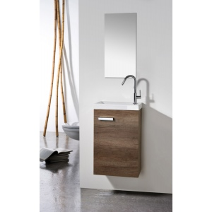 Lave-mains WOODSTOCK et meuble