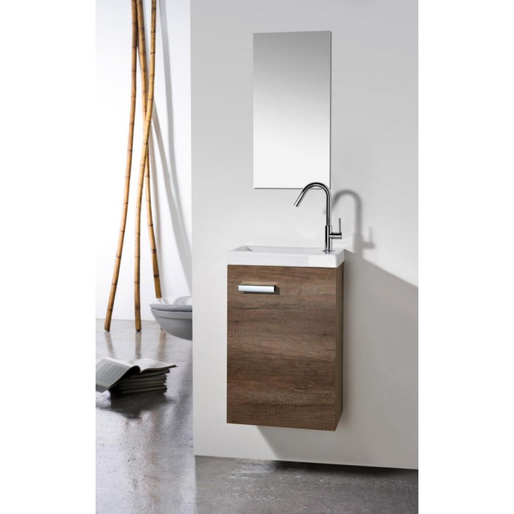 lave mains woodstock et meuble