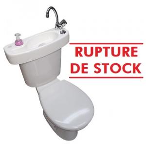 WiCi Concept, Handwaschbecken mit WC pack