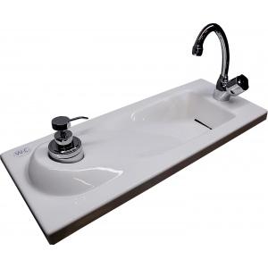 Vasque lave-mains en pente WiCi Bati - Design 3