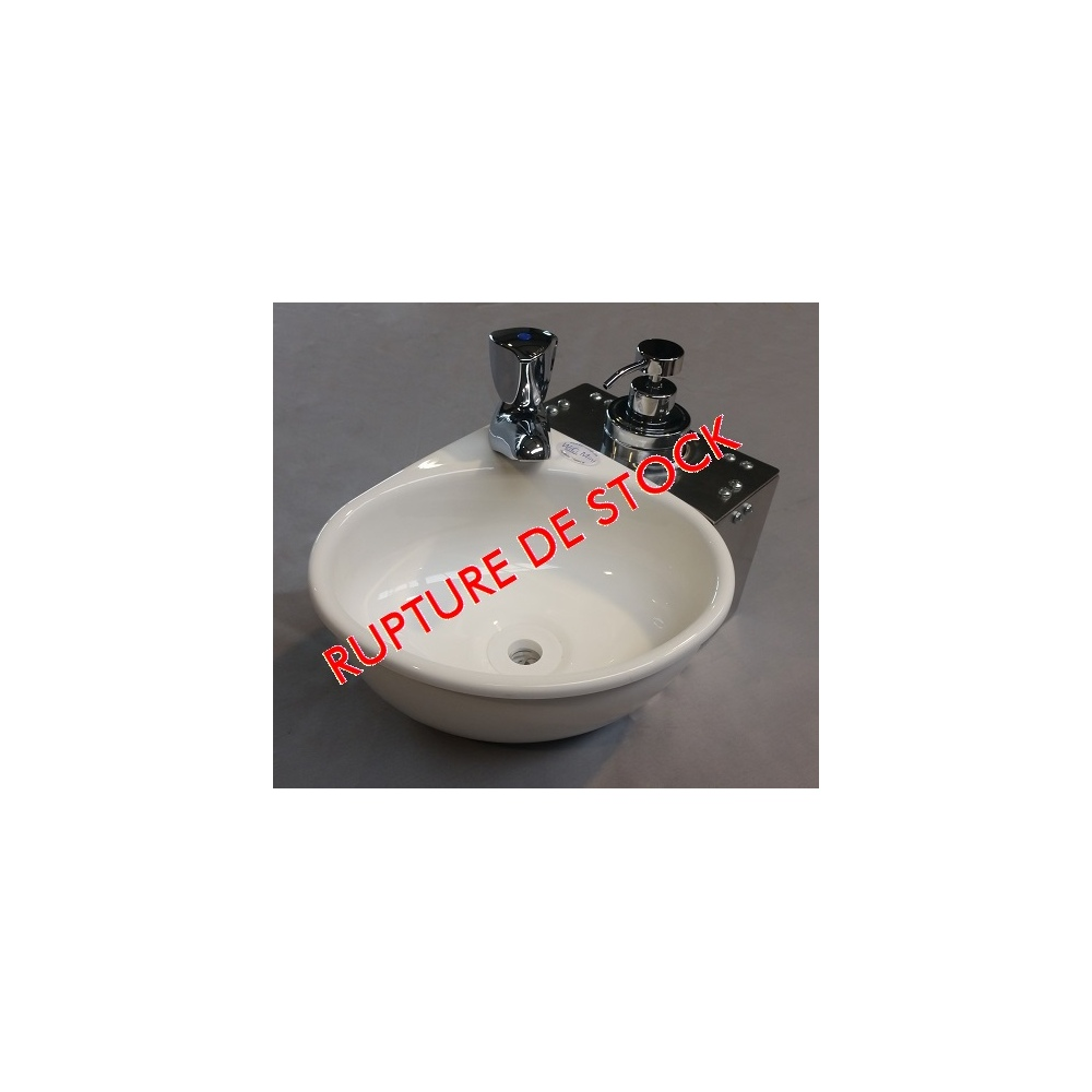 Lavabo Personne Mobilité Réduite mini lavabo pmr pour erp | wici concept
