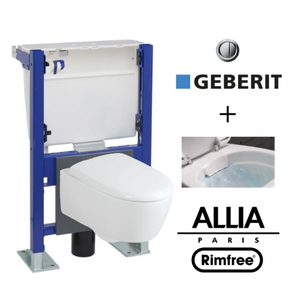 Wc geberit prix good reservoir wc geberit with wc geberit - Wc suspendu geberit prix ...