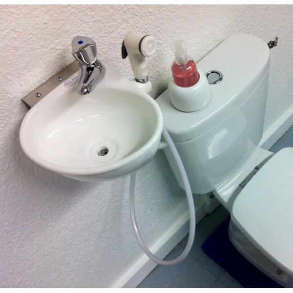 lave main de petite taille avec pack wc wici mini wici concept. Black Bedroom Furniture Sets. Home Design Ideas