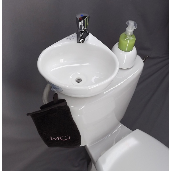 Wonderful Wici Mini Adaptable Small Hand Wash Basin Kit With Wc Pack
