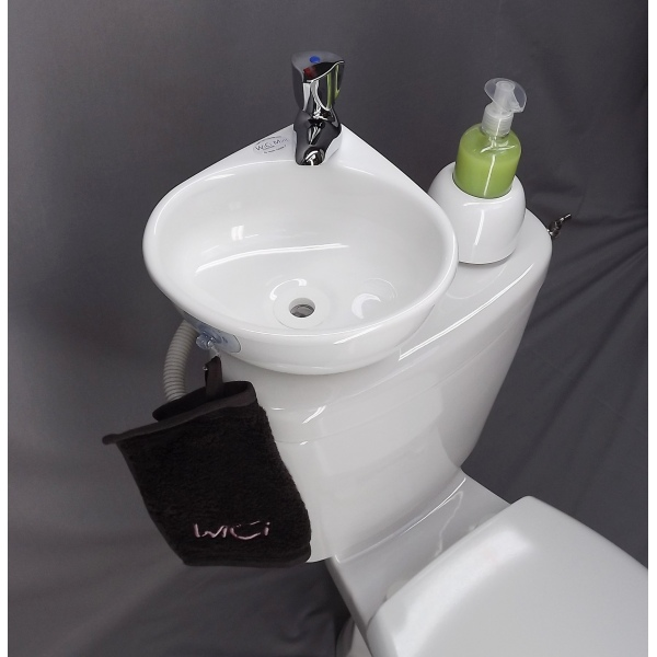 Mini Wc wici mini adaptable small wash basin kit wici concept